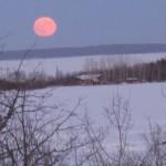 Photo taken Dec 31, 2009 at Muriel Lake